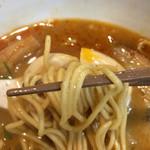 濃厚つけ麺 風雲丸 - 濃厚つけ麺風雲丸伊勢店 濃厚煮干しラーメン 麺