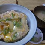 食酒場 うえち - カツ丼