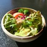村民食堂 - サラダ