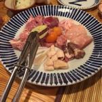 61448223 - 【お肉8点盛り】(1280円税抜)