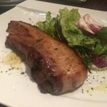 レストラン ワイワイ - 豚バラのグリル