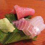 高鮨 - トロ・ヒラメの何とか。