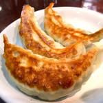 銀座亭 - 餃子 3個