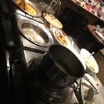 SALVATORE CUOMO&BAR 三ノ宮店 - 食べようと思ったらピッツァがない!