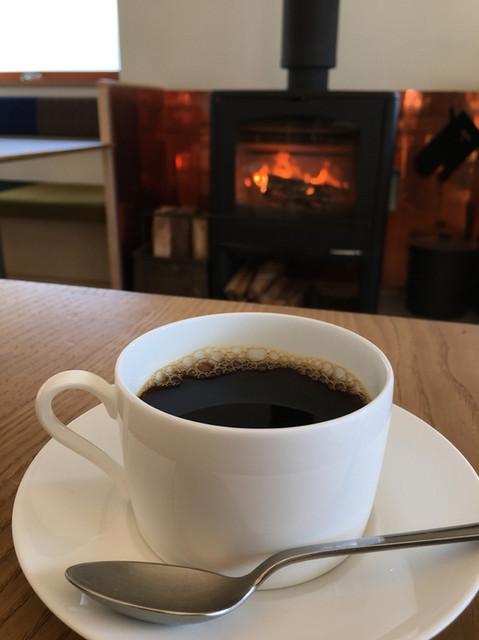 囀 - ホットコーヒー 500円(税別)