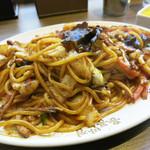 香港飯店0410 - 焼きちゃんぽん 950円
