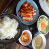 川内ホルモン - 料理写真:焼肉ランチ
