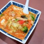中国料理 青山 - 料理写真:ピリ辛あんかけそば