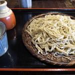 くろつぼ - もり蕎麦