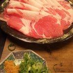 Tajimaya - お昼しゃぶしゃぶ食べ放題!