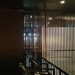 六本木 福鮨 - 個室からの眺め