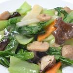 リトル成都 - チンゲン菜炒め