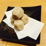 おーくら亭 - ホクホク小芋の唐揚げ