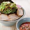 麦天 - 料理写真:シビ辛つけ麺