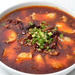 リトル成都 - 白身魚の四川風辛煮込み