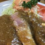とんかつ やまと - ロース生姜焼き(上)(1,300円)