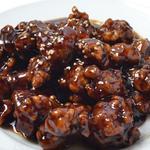 リトル成都 - 黒酢鶏
