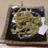魚ひろ - 料理写真:2017/1 お通し 白魚の唐揚青海苔付