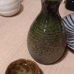 魚ひろ - 2017/1 玉川 燗 徳利