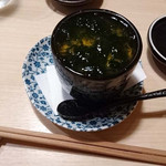 魚ひろ - 2017/1 白子・海老・ずわい蟹の茶碗蒸し