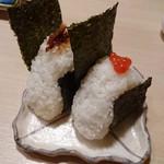 魚ひろ - 2017/1 おにぎり