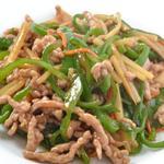 リトル成都 - 青椒肉絲