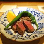 61471268 - 「肉料理」岩手県牛ヒレ肉ロースト