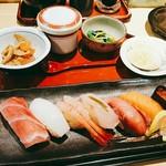 回る寿司 花時計 - コスモス