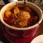 LICOT - 牛すじのトマトソース煮込み。これも良かった。