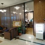 ホテル セントパレス倉吉 - 朝食会場 2017年1月