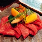 福まんま - 牛タン石焼