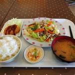 ニコニコ食堂 - 料理写真: