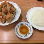 中央亭 - 餃子とライス