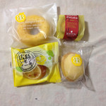 ボストン - 広島レモン、焼きドーナツ広島レモン、広島レモン、スイートポテト