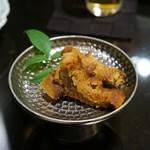 四季祭 - 料理写真:へしこの炙り
