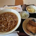 横濱屋本舗食堂 - 500円『朝そば』2017年1月吉日