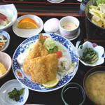 魚と屋 - 料理写真:日替わり定食(1000円)