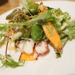 フワット まるやまキッチン - タコカルパ