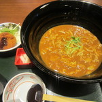 湯あがりキッチン 一休 - 料理写真:カレーうどん定食