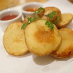 フワット まるやまキッチン - ころころポテトフライ