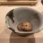 すし崇 - 料理写真:なまこ