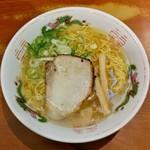 よし乃 - しおラーメン(750円)