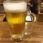 61485002 - 生ビール(アサヒスーパードライ)
