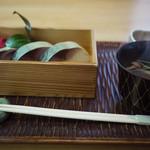 鯖街道 花折 - 鯖寿し膳~☆