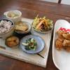 plain  - 料理写真:今回の食事♡
