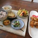 プレーン - 料理写真:今回の食事♡