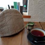 chapot cafe - ドリンク写真:2017/1 ベルガモット(ポット)