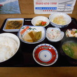 ぎょうざの味味 - 料理写真:ぬかみそ炊き定食♡