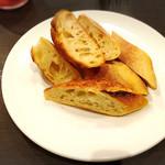レガーロ - パン
