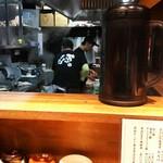 牛骨ら~めん ぶっこ志 - 1701 牛骨ら~めん ぶっこ志 厨房